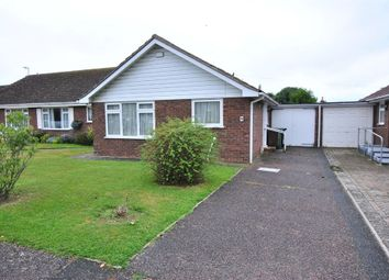 Thumbnail 2 bed detached bungalow for sale in Glebe Close, Bexhill-On-Sea, East Sussex