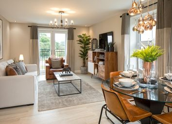 "Thumbnail 1 bed flat for sale in ""Lockinge House"" at Racecourse Road, Newbury"