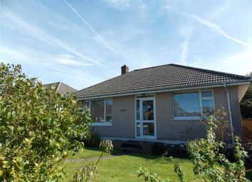 Thumbnail 2 bed detached bungalow for sale in Trevingey Crescent, Redruth