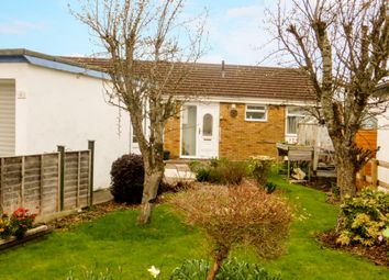 Thumbnail 2 bed bungalow for sale in Robin Close, Weston Super Mare