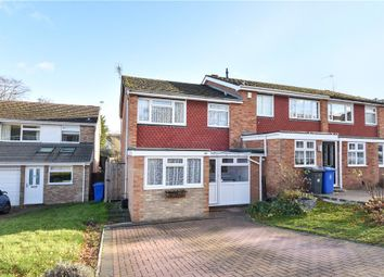 Thumbnail 3 bed end terrace house for sale in Wolf Lane, Windsor, Berkshire