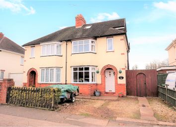 Thumbnail 4 bed semi-detached house for sale in Albion Street, Wall Heath