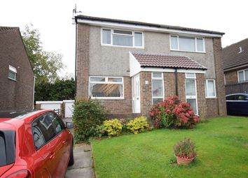 Thumbnail 2 bed semi-detached house for sale in Palm Close, New Inn, Pontypool