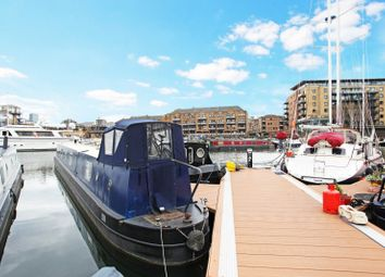 Thumbnail 2 bedroom houseboat for sale in Limehouse Basin Marina, Limehouse