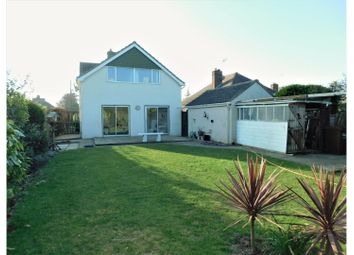 Thumbnail 4 bed detached house to rent in Sea Lane Gardens, Worthing