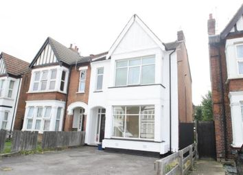 Thumbnail 1 bedroom maisonette to rent in Ceylon Road, Westcliff On Sea, Essex