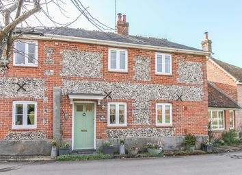 Nether Wallop, Stockbridge, Hampshire SO20. 3 bed cottage for sale