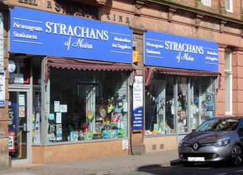 Thumbnail Retail premises for sale in Strachan'S Newsagents, 18 High St, Nairn