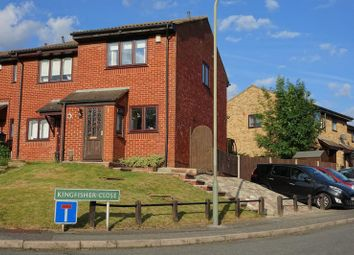 Thumbnail 2 bed terraced house for sale in Kingfisher Close, Orpington, Kent