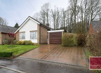 Thumbnail 3 bed detached bungalow for sale in Breydon Drive, Old Costessey, Norwich