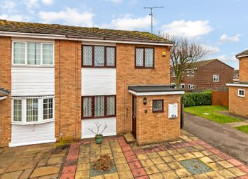 Thumbnail 2 bed semi-detached house for sale in Batchelors, Puckeridge, Ware