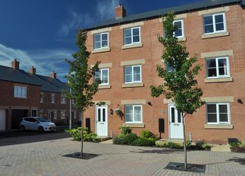 Thumbnail 3 bedroom town house for sale in Geneva Way, Biddulph, Stoke-On-Trent