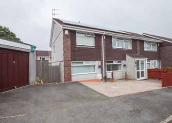 Thumbnail 5 bed end terrace house for sale in Chelson Gardens, Plymouth