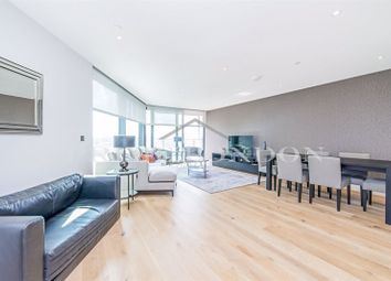 Thumbnail 2 bed flat to rent in One Riverlight Quay, Nine Elms, London