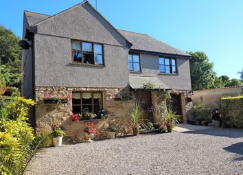 Thumbnail 4 bedroom detached house for sale in Tregembo Hill, Relubbus, Penzance