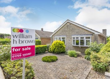 Thumbnail 3 bed detached bungalow for sale in Rectory Lane, Thurnscoe, Rotherham