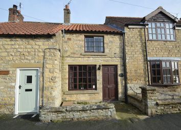 Thumbnail 2 bed terraced house for sale in Main Street, Ebberston, Scarborough
