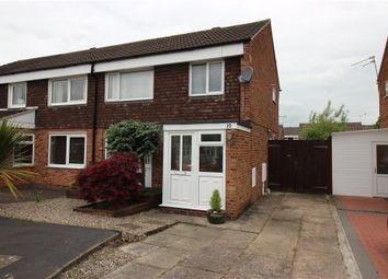 Thumbnail 3 bed semi-detached house for sale in Garry Close, Stenson Fields, Derby