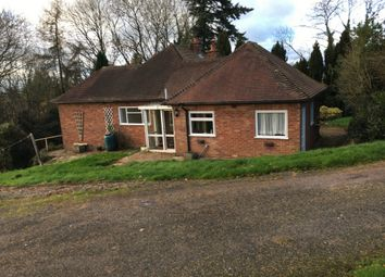 Thumbnail 2 bed bungalow to rent in Stokes Hill, Stoke Bliss