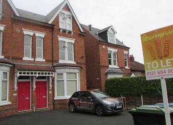 Thumbnail 2 bed flat to rent in Northfield Road, Kings Norton, Birmingham