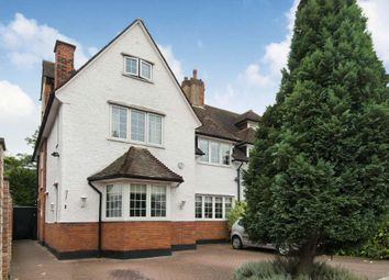 West Heath Drive, London NW11. 5 bed semi-detached house