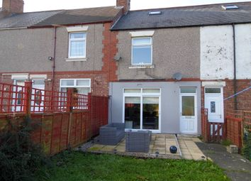 Thumbnail 2 bed terraced house for sale in Eldon Bank, Eldon, Bishop Auckland