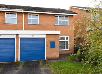 Thumbnail 3 bed end terrace house for sale in Berberry Close, Bournville, Birmingham