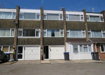 Thumbnail 3 bed town house for sale in Grinstead Avenue, Lancing