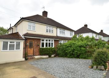 Thumbnail 4 bed semi-detached house for sale in Kings Road, Tonbridge