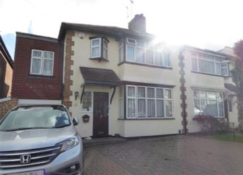 Thumbnail 4 bed semi-detached house for sale in Dulverton Road, South Croydon, Surrey
