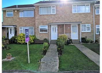2 bed terraced house for sale in Rushcombe Way, Corfe Mullen, Wimborne BH21