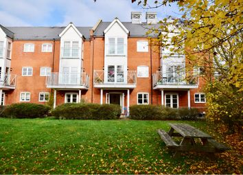 Thumbnail 2 bed flat for sale in New Quay Court, Melton, Woodbridge