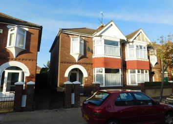 Thumbnail 3 bedroom semi-detached house to rent in Battenburg Avenue, Portsmouth