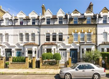 Thumbnail 6 bed terraced house for sale in Fulham Park Gardens, Parsons Green, Fulham, London