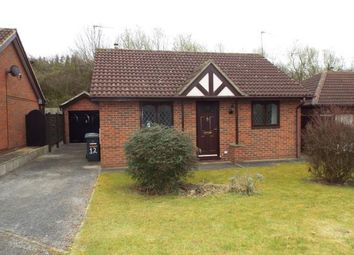 Thumbnail 2 bed bungalow for sale in Marchington Close, Allestree, Derby, Derbyshire