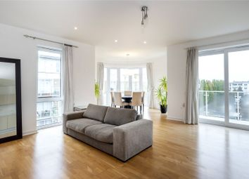 Thumbnail 2 bed flat to rent in Melliss Avenue, Richmond, Kew, Surrey