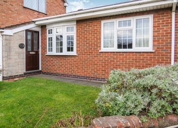 Thumbnail 2 bed detached bungalow for sale in Dominion Road, Glenfield, Leicester