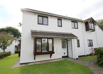 Thumbnail 2 bed link-detached house to rent in Yeolland Park, Ivybridge, Devon