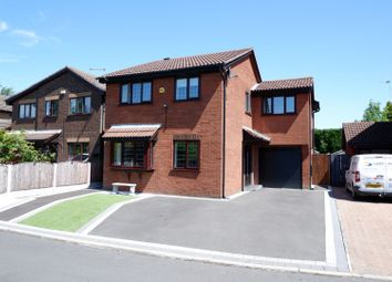 4 bed detached house for sale in Aldwinians Close, Manchester M34