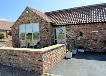 Thumbnail 2 bed barn conversion for sale in Lund Barn, Dam Lane, Thorpe Willoughby