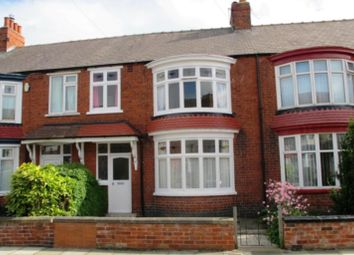 Thumbnail 3 bed terraced house for sale in Lancaster Road, Linthorpe