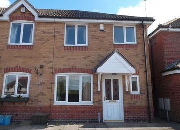 Thumbnail 3 bedroom property to rent in Park Gardens, Huthwaite, Sutton-In-Ashfield