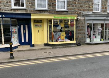 Thumbnail Commercial property for sale in Pendre, Cardigan