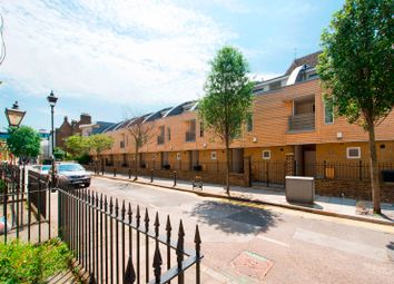 Thumbnail 3 bed terraced house to rent in Woodbridge Street, London