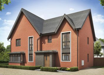 "Thumbnail 3 bedroom property for sale in ""The Warwick"" at Welton Lane, Daventry"