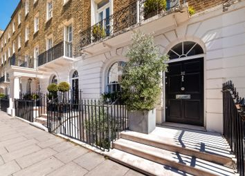 Thumbnail 5 bed terraced house for sale in Lower Belgrave Street, London