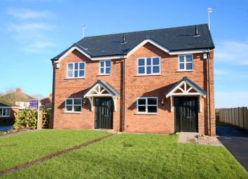 Thumbnail 3 bedroom semi-detached house for sale in Newbuild, Meadow View, Garden City, Tern Hill, Market Drayton