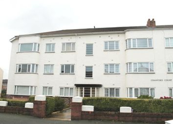 Thumbnail 2 bed flat to rent in Flat 6 Cranford Court, Abbey Road, Rhos On Sea, Conwy