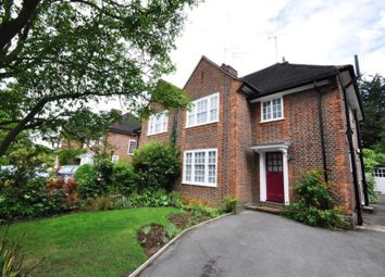 Thumbnail 3 bed property to rent in Woodhall Gate, Pinner, Middlesex