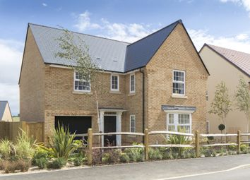"Thumbnail 4 bed detached house for sale in ""Drummond"" at Bath Road, Kings Stanley, Stonehouse"